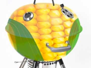 Busch Beer Corn Grill Giveaway