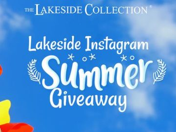 Lakeside Collection Summer Instagram Giveaway