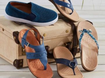 Spring into Comfort Vionic Shoe Giveaway