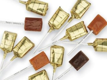 See's Candies National Lollypop Day Sweet-Stakes