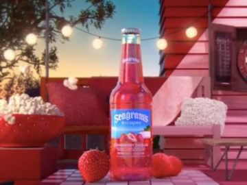 Sip Happiness with Seagram's Escapes Sweepstakes