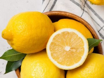 Keeping It Fresh With Lemons From Chile Amazon Gift Card Giveaway