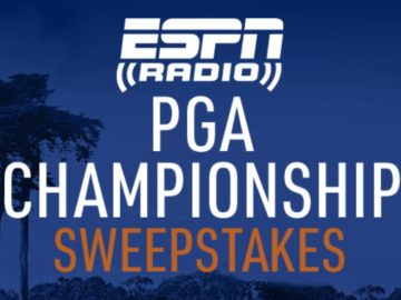 ESPN Radio 2021 PGA Championship Sweepstakes