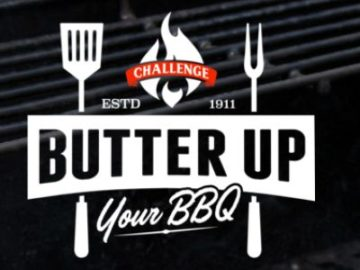 Challenge Butter Up Your BBQ Sweepstakes