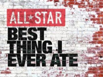 Food Network All-Star Best Thing I Ever Ate Giveaway (Code Word)