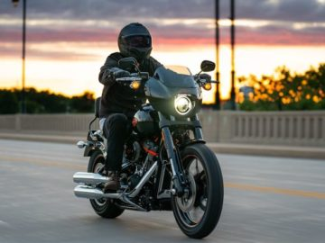 Harley-Davidson Let's Ride Sweepstakes