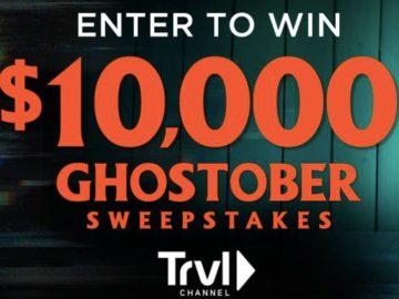 Spirit Halloween $10,000 Ghostober Sweepstakes