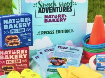 Nature's Bakery Snack Sized Adventures Sweepstakes