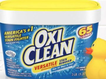OxiClean Gift Card Sweepstakes