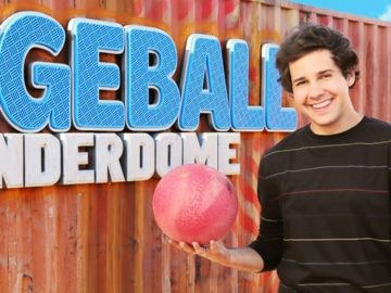 Discovery Channel's Dodgeball Thunderdome Sweepstakes (Code)