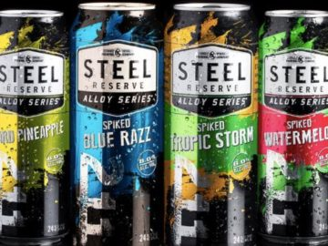 Steel Reserve Guess The Mystery Flavor Sweepstakes