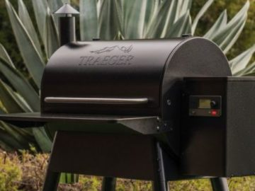 Cavender's & Montana Silversmiths Traeger Grill Sweepstakes