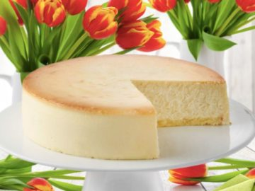Junior's Cheesecake Fall Celebration Giveaway