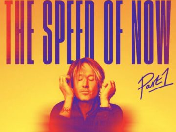 Bobby Bones Show's Keith Urban The Speed of Now Sweepstakes