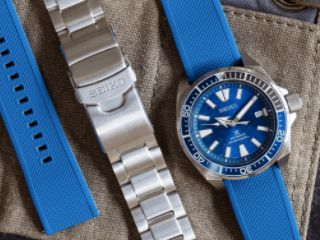 Barton Watch Bands Seiko Watch Prospex SRPD23 Giveaway
