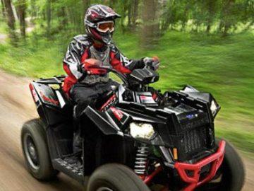 Polaris ATV Giveaway