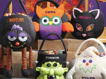 Lillian Vernon Halloween Treat Bag Giveaway