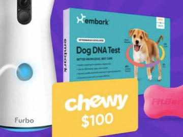 Embark Scratch 'N Sniff Giveaway
