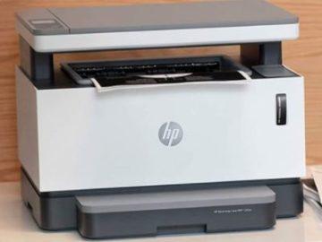 HP Neverstop Laser Giveaway