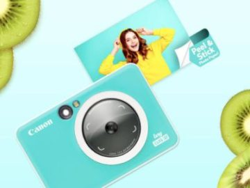 Canon's Instant Scratch & Win Sweepstakes