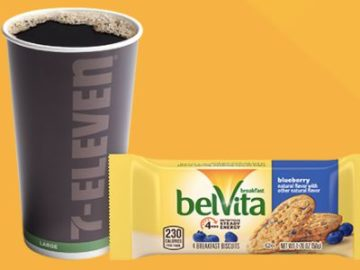 7-11 Start a belVita Brewmance Instant Win Game