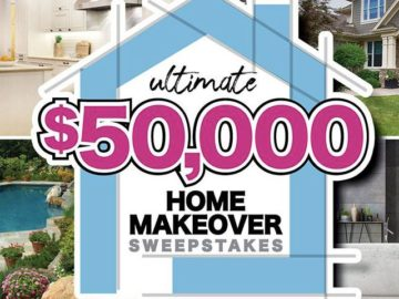 NFW Daily News Ultimate $50,000 Home Makeover Sweepstakes