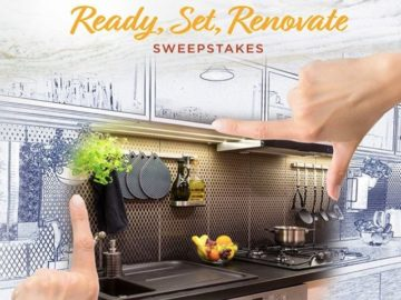 Hallmark Channel's Ready, Set, Renovate Sweepstakes