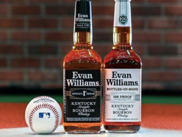 2020 Evan Williams Bourbon MLB Sweepstakes