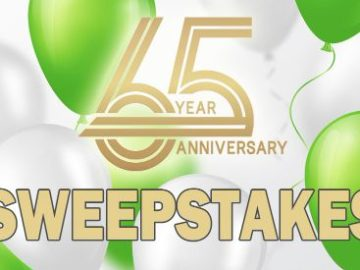 Sullivan Tire 65th Anniversary Sweepstakes (Limited States)