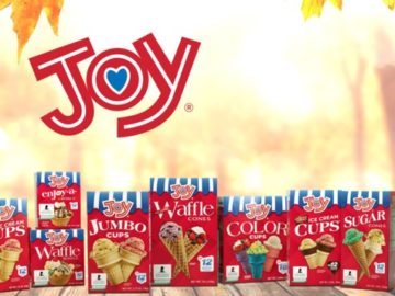 Joy Fall Family Ice Cream Party Giveaway