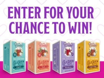 Southern Breeze Sweet Tea Giveaway with FOX