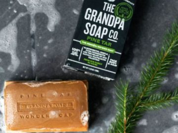 Grandpa Soap Company Land and Legacy Sweepstakes