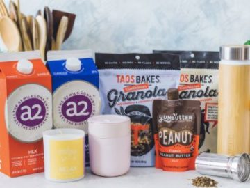 Seasonal Picks from a2 Milk Sweepstakes