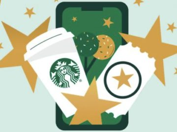 Starbucks Rewards Starland Sweepstakes and Instant Win Game