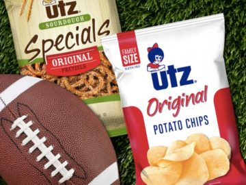 UTZ Standing Mountaineer Fan Sweepstakes