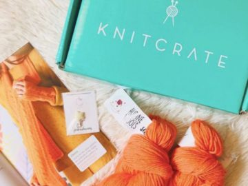 KnitCrate Squishy Stitchy September Giveaway