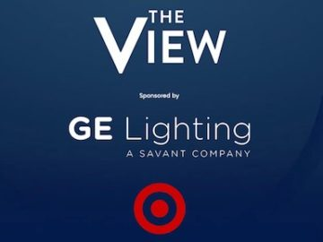 The View and GE Lighting Sweepstakes
