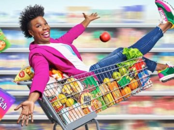 Valpak Supermarket Sweep Grocery Sweepstakes