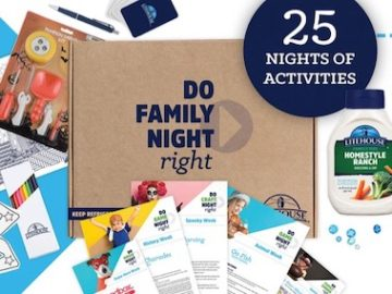 Litehouse Family Activity Pack Giveaway