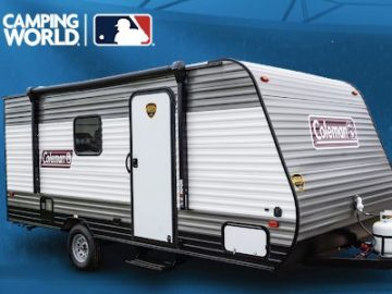 Camping World MLB Hit It Here Sweepstakes