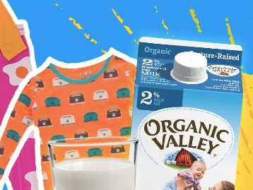 Organic Valley Milk and Pajamas Giveaway