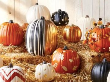 Michaels Great Pumpkin Sweepstakes (Craft Project/Photo Upload)
