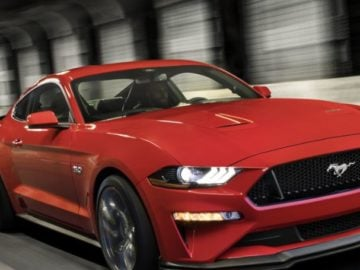 Ford Mustang 5.0 Fever Sweepstakes