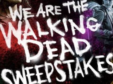 AMC We Are TWD Sweepstakes (Limited Entry)