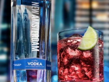 New Amsterdam Summer Text For A Chance To Win Sweepstakes (Limited States)