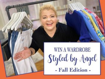 Quacker Factory Win a Wardrobe Styled by Angel Fall Edition Giveaway