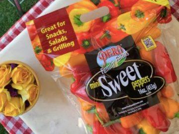 Pero Mini Sweet Pepper Day Sweepstakes