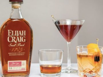 Elijah Craig Old Fashioned Week Sweepstakes