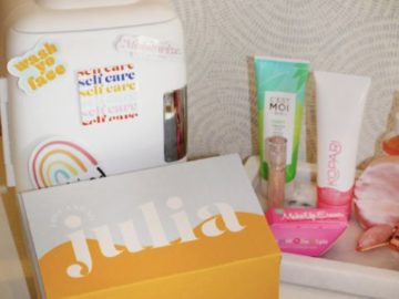 Love and XO Julia Ultimate Self-Care Sweepstakes