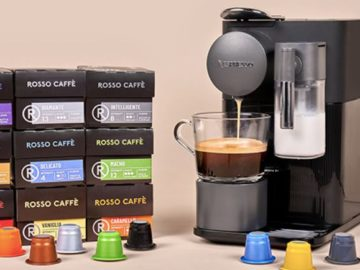 Nespresso Machine Giveaway